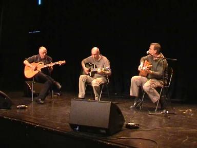 Gérard, Philippe et Pierre